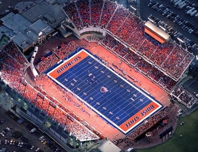 stadium - name the state -- boise state ?