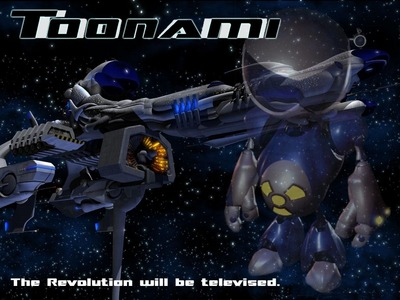 Which anime series was NOT a part of Toonami?