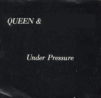 """Famous duets - """"Under Pressure"""" ?"""
