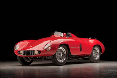 What year is this Ferrari 750 Monza Spider?