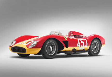 What year is this Ferrari 500 TRC Spider?