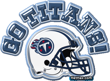 nfl - name the state -- titans ?