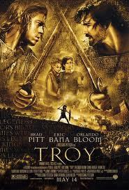 "What is the name of his character in ""Troy""?"
