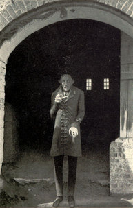 True یا False: Count Orlok was based off of Count Dracula?