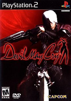What game was Devil May Cry 1 originally going to be?