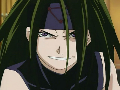 True or False: Envy is the first homunculi in FMA and FMAB.