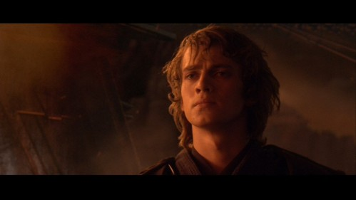 Why did Anakin go to Mustafar?