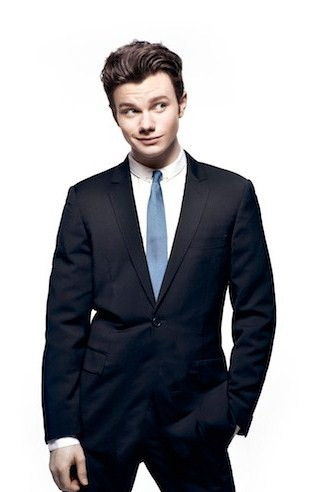 Chris Colfer's height is...