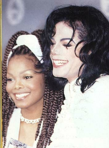 Michael called Janet his what?