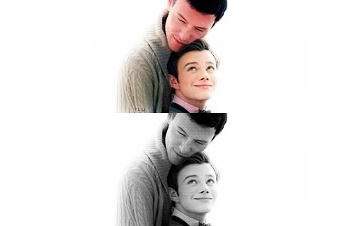 Besides their starring roles in Glee, what's something Cory & Chris both share in common with their characters and with each other?