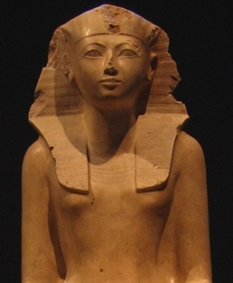 Who was the first female Pharaoh of Egypt?