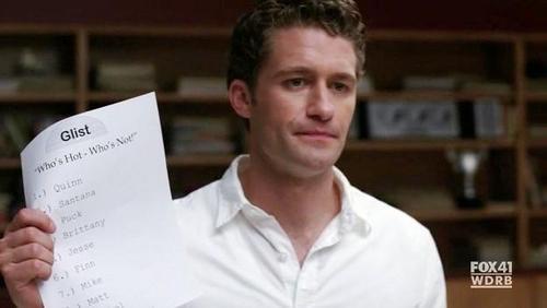 """(S01E17) What was Jesse's score on the """"Glist""""?"""