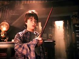"HP & the Phil. Stone: in the movie how many wands does Harry try before he finds ""the one""?"