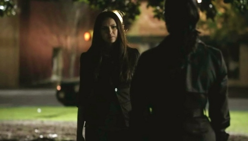 """You took a risk with Damon. How did you know that he was going to give it to me?"" What is Isobel's answer?"