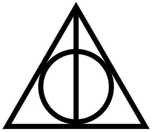 """The """"Deathly Hallows"""" consists of what?"""