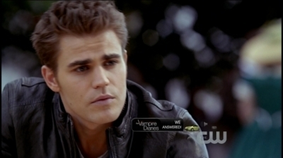 In the books who sent a note to stefan  telling that wanted to apologize with him, but was a lie.