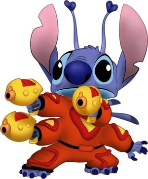 What is Stitch's Experiment number