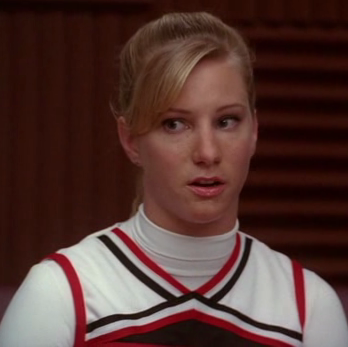"""Who did Brittany say this to: """"Who is that guy?"""""""