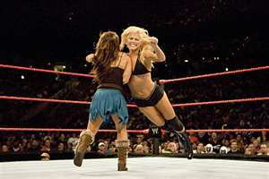 What are the names of Torrie Wilson's finishers?