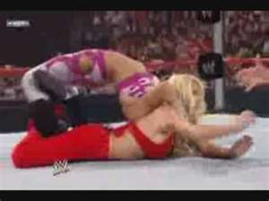 What are the names of Melina's finishers?