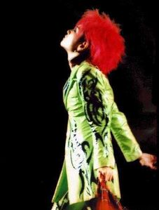 In what time did Hideto Matsumoto died?