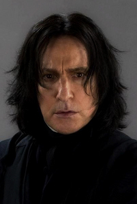 What is the name of Severus Snape in the French translation ?