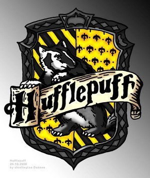 What is the name of the House of Hufflepuff in the French translation ?