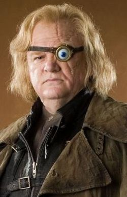 "What is the name of Alastor ""Mad-Eye"" Moody in the French translation ?"