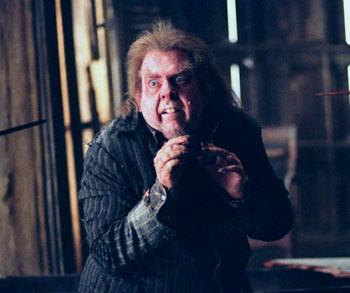 What is the name of Peter Pettigrew in the French translation ?
