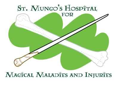 The wizarding hospital in London is called St. Mungo's, from its founder Mungo Bonham. How was the hospital name translated into French ?