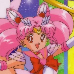 What does Chibiusa stock regularly in her fridge?