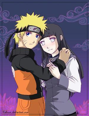 Naruto Hinata confesses to his great love for him, but when that happens?