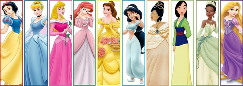 """Which princess actually meets a character from a completely different Disney movie and setting than her own?  (Excluding """"The House of Mouse"""" and """"Kingdom Hearts"""")"""