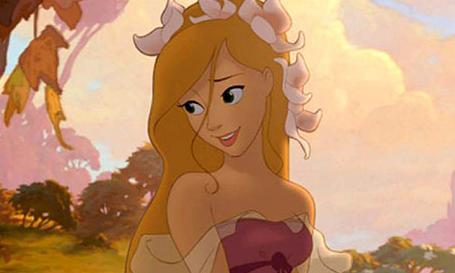 Although Giselle was based off of all the Disney Princesses' images and characteristics, which princess does her personality most come from?