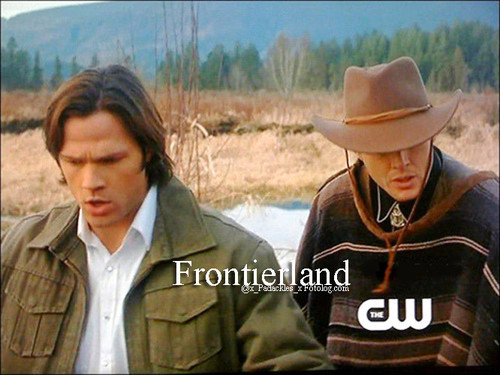 In Frontierland (6x18) where does Castiel send Sam & Dean back in time to?