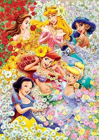 Which princess has NOT been reconceived in live-action form of some kind (excluding meet and greet characters at the theme parks).
