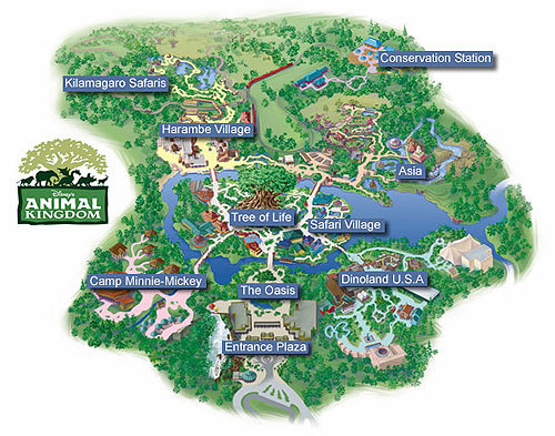 Disney's Animal Kingdom is home to only one princess.  Who is it?