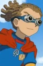 Who is Kidou's sister?