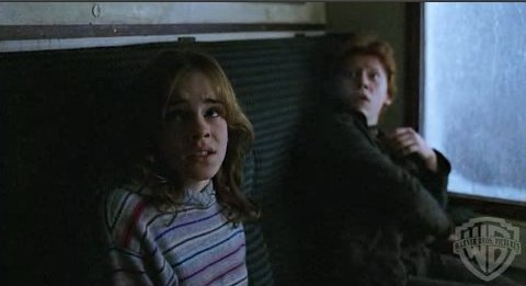 How did Hermione know Lupin's name? (HP 3)