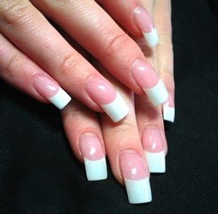 These Are _______ Manicure Nails