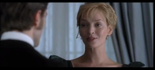 who does Uma Thurman play in Bel Ami?