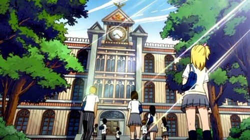 (OVA 2) Who's the principal at Fairy Academy?