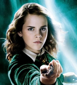 Hermione's Wikipedia picture (below) is from which movie?