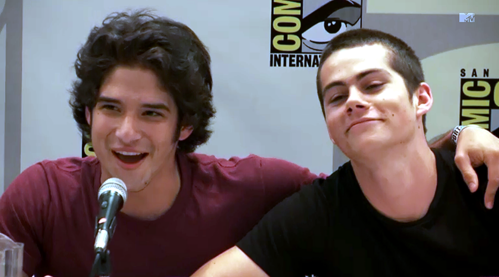 T/F: Dylan and Tyler live together.