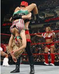 What is the name of Michelle McCool's finisher?