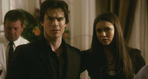 """Have I entered an alternate universe where Stefan is fun?"" Damon to Elena in what episode?"