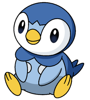 Which Piplup evolution has two types?