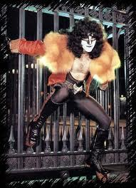 What was the name of the tour Eric Carr first performed on?
