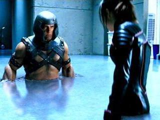 """X-Men the Last Stand: Finish Vinnie Jone's sentence. """"Don't آپ know who I am? (...)"""""""
