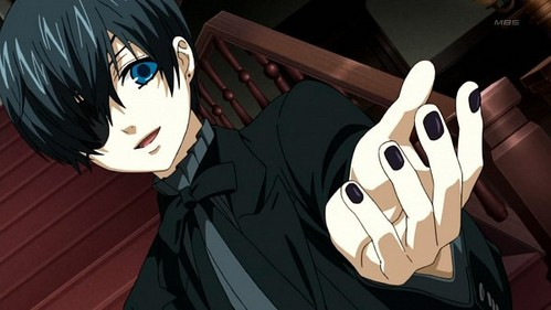 Who is Ciel's mother?